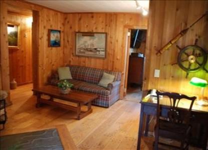 Harbour Inne & Cottage, living room
