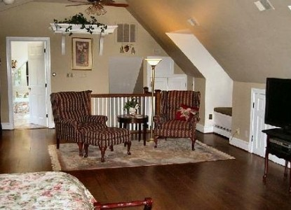 Stafford House Bed and Breakfast chairs