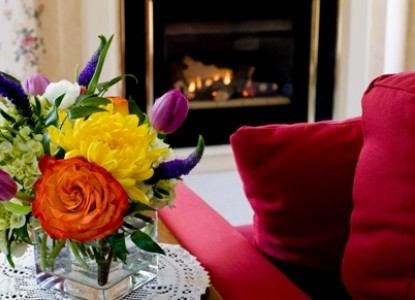 Spend some time at our romantic country inn reconnecting with your special someone...