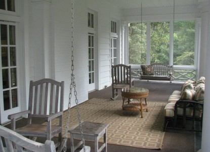 The Duke Mansion- Porch