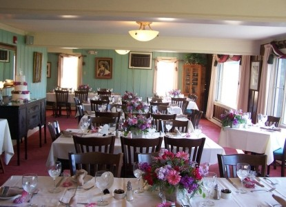 The Darby Field Inn & Restaurant, Receptions