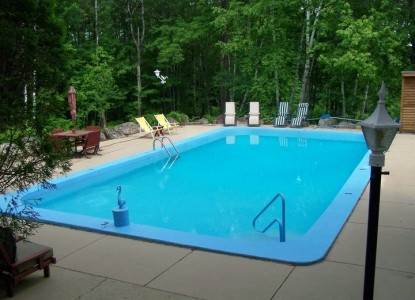 The Darby Field Inn and Restaurant, Pool