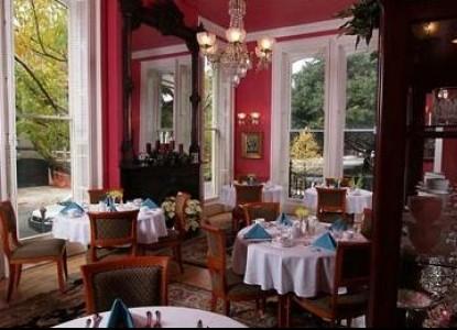 Hamilton Turner Inn dining room