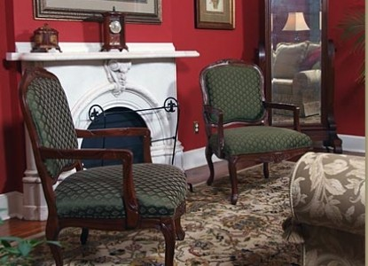 Hamilton Turner Inn Earl of Chatham Suite