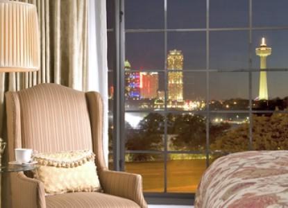 The Red Coach Inn View