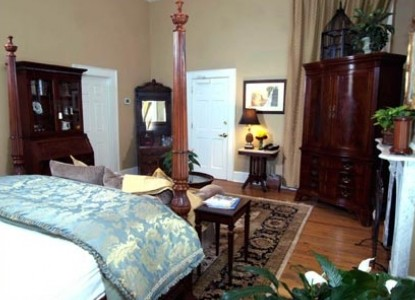 Hamilton Turner Inn General Nathaniel Greene Suite