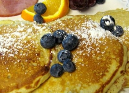 Recipe for award winning pancakes bed and breakfast inns for Award winning pancake recipe