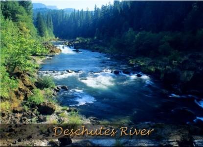 Juniper Acres Bed & Breakfast, Deschutes River