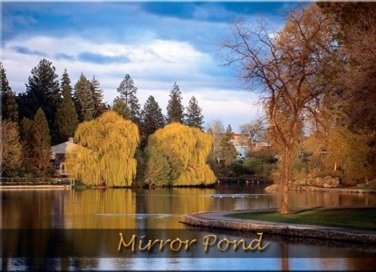 Juniper Acres Bed and Breakfast, Mirror Pond