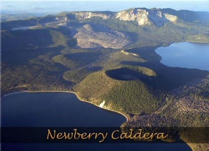 Juniper Acres Bed & Breakfast, Newberry Caldera