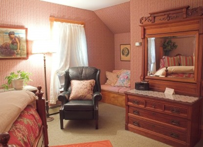White Lace Inn Bed & Breakfast room 9