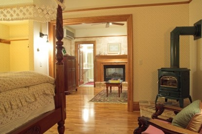 White Lace Inn Bed & Breakfast suite