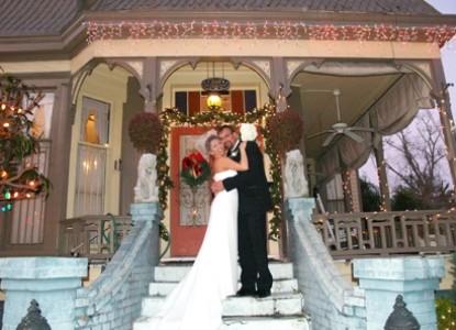 Roussell's Garden, weddings