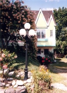 Enchanted Nights Bed & Breakfast  Exterior View