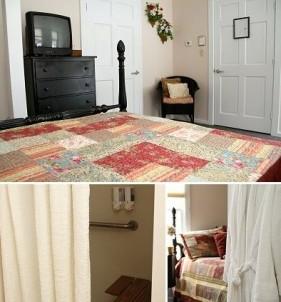 The Brewster Inn-handicap accessible fren room