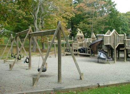 The Brewster Inn-playground for kids
