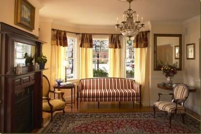 The Almondy Bed & Breakfast Inn Parlor