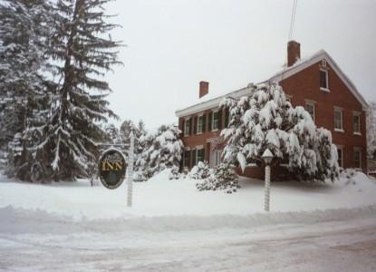 The Maria Atwood Inn-Snow