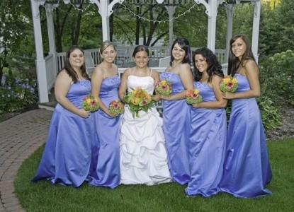 Inn at Aberdeen Bed & Breakfast, Valparaiso, Indiana, wedding party