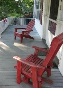 Cranberry Gardens Inn Porch