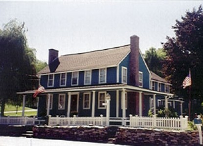 Captain Grant's, 1754 the Avery Home