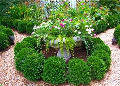 Abbington Green Bed & Breakfast Inn garden