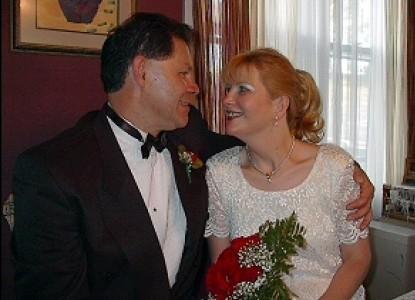 Bernadine's Stillman Inn, Bride and Groom