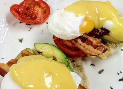 The Rookwood Inn breakfast