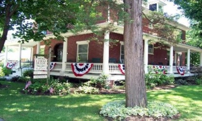The Lititz House Bed & Breakfast, front