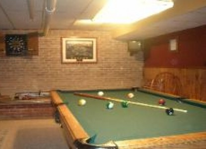 The Lititz House Bed and Breakfast, The Pool Table