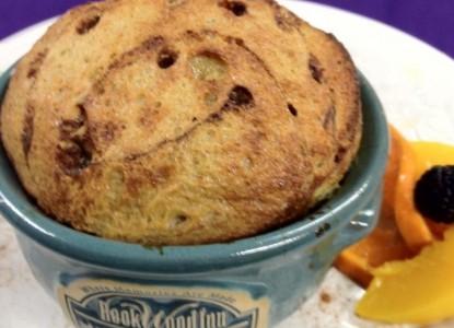 The Rookwood Inn muffin