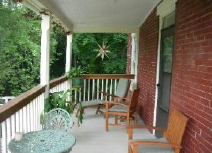 The Lititz House Bed & Breakfast, Porch