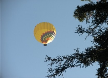 Candlelight Inn Napa Valley, Hot Air Ballooning