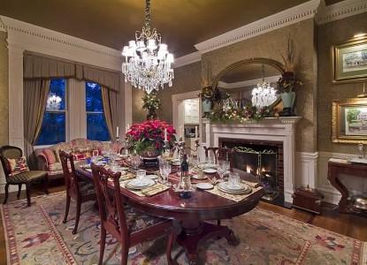 Belle Oaks Inn Bed and Breakfast Gonzales, Texas - dining room