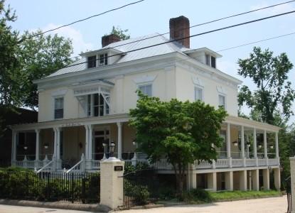 200 South Street Inn front of inn