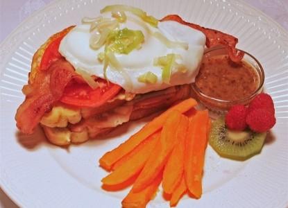 Oak Hill on Love Lane - breakfast