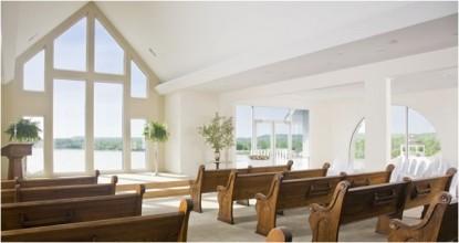 Hermann Hill Vineyard Inn  Spa, Riverbluff Cottages and Wedding Chapel-Chapel