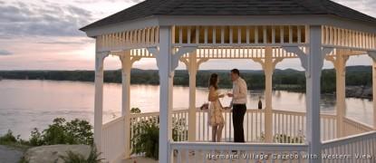 Hermann Hill Vineyard Inn Spa, Riverbluff Cottages and Wedding Chapel-Gazebo