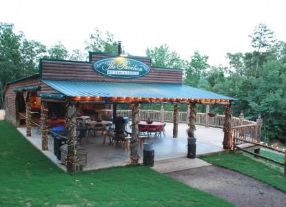 Captain Schoonmaker's Bed & Breakfast, The Pavilion