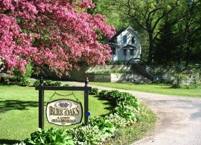 Burr Oaks Bed and Breakfast Zumbro Falls, Minnesota