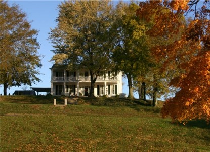 Maple Hill Bed & Breakfast-Fall View