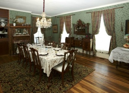 Maple Hill Bed & Breakfast-Dining Room