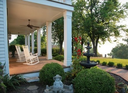 Maple Hill Bed & Breakfast-Front Porch