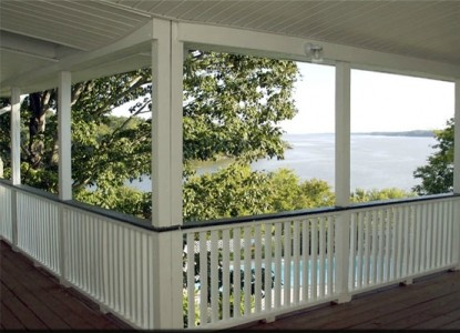 Maple Hill Bed & Breakfast-Enjoy our porch views