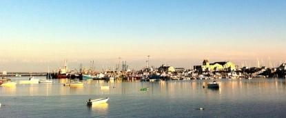 Benchmark Inn - Provincetown, Massachusetts Harbor View