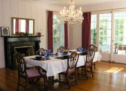 Poetry Ridge Bed And Breakfast Beautiful Dining Room