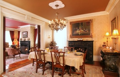 Halsey House Dining Room