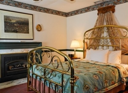 The Parsonage Inn - St. Michaels, Maryland Pet Friendly bedroom