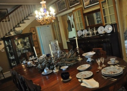 Butler Greenwood Plantation Bed and Breakfast Dining