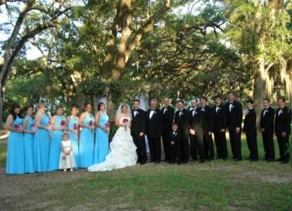 Butler Greenwood Plantation -  Louisiana Weddings